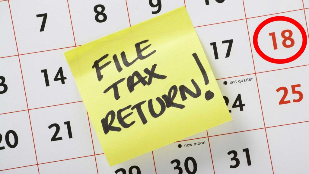 Tax Time Deadlines for Returns, Extensions, Tax Payments and Refunds Upcoming