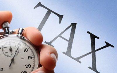 2019 Year End Tax Preparation