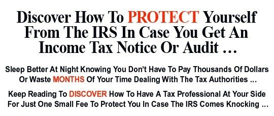 irs audit protection services